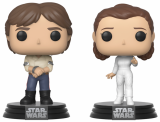 Funko POP Star Wars: Han Solo & Princess Leia