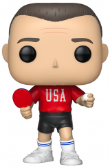figurka Funko POP Movies: Forrest Gump - Forrest (Ping Pong Outfit)