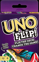 Obrazek gra planszowa Uno: Flip