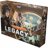 Pandemia Legacy: Sezon 0