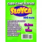 Koszulki SLOYCA (63,5x88 mm) CCG