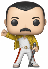 figurka Funko POP Rocks: Freddie Mercury (Wembley 1986)