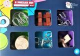 Obrazek zręcznościowa Brain Twister Playset (zestaw 6 łamigłówek)