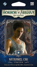 Horror w Arkham LCG: Nathaniel Cho (strażnik)