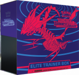 Obrazek gra karciana Pokemon TCG: Darkness Ablaze - Elite Trainer Box
