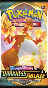 gra karciana Pokemon TCG: Sword  Shield - Darkness Ablaze Booster