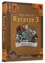 Obrazek książka, komiks Rycerze 3: Ukryte Miasto