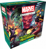 gra planszowa Marvel Champions: The Rise of Red Skull