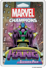 gra planszowa Marvel Champions: The Once and Future Kang Scenario Pack