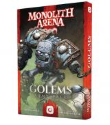 Obrazek gra planszowa Monolith Arena: Golemy