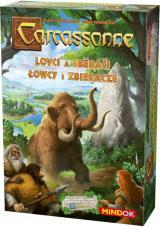 Obrazek gra planszowa Carcassonne: Łowcy i Zbieracze