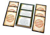 Viticulture: Toskania- Promocyjne karty pracowników