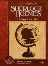 Obrazek książka, komiks Sherlock Holmes: Dookoła Świata