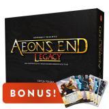 Aeon s End Legacy + karty promocyjne (edycja polska)