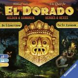 Wyprawa do El Dorado: Heroes & Hexes