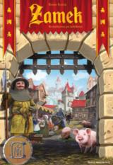 Obrazek gra planszowa Zamek (edycja polska)