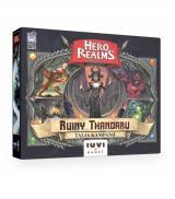 Obrazek gra planszowa Hero Realms: Ruiny Thandaru + karty promocyjne + liczniki życia
