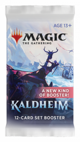 gra karciana Magic The Gathering: Kaldheim - Set Booster