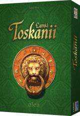Obrazek gra planszowa Zamki Toskanii