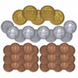 Obrazek akcesorium do gry Wenecja: Metalowe Monety