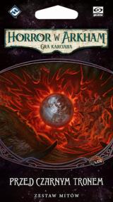 Horror w Arkham LCG: Przed Czarnym Tronem