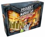 Obrazek gra planszowa Projekt Manhattan: Reakcja Łańcuchowa (edycja wspieram.to)