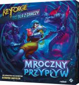 Obrazek gra planszowa KeyForge: Mroczny Przypływ - Pakiet startowy