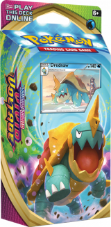 gra karciana Pokemon TCG: Vivid Voltage Drednaw Deck