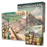 Teotihuacan + Późny Okres Preklasyczny + W Cieniu Xitle
