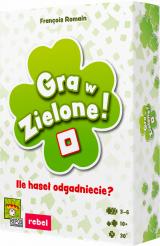 Obrazek gra planszowa Gra w zielone!