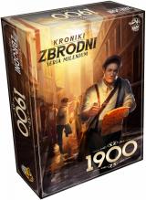Kroniki Zbrodni: 1900