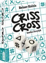 Obrazek gra planszowa Criss Cross: Kostka i Krzyżyk