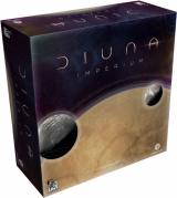 Obrazek gra planszowa Diuna: Imperium + karta promocyjna