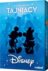 Obrazek gra planszowa Tajniacy: Disney