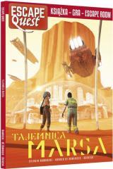 Obrazek książka, komiks Escape Quest: Tajemnica Marsa