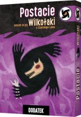 Obrazek gra planszowa Wilkołaki z Czarnego Lasu: Postacie