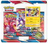 Obrazek gra karciana Pokemon TCG: Battle Styles - Jolteon - 3-pack Blister
