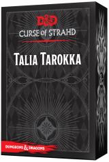 Dungeons Dragons: Klątwa Strahda - Talia Tarokka