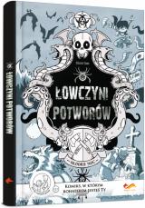 Obrazek książka, komiks Łowczyni Potworów