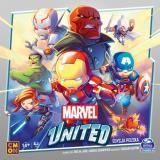 Obrazek gra planszowa Marvel United (edycja polska)