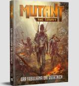 Obrazek gra fabularna Mutant: Rok Zerowy + (zestaw promo + pdf)