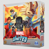 Marvel United: Rise of Black Panther (edycja polska)