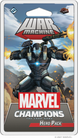 Marvel Champions: War Machine Hero Pack
