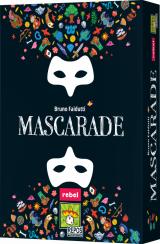 Obrazek gra planszowa Mascarade (edycja polska)