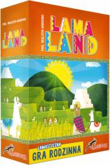 Lamaland (edycja polska) + zestaw naklejek