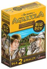Obrazek gra planszowa Agricola: Chłopi i ich zwierzyniec - Big Box