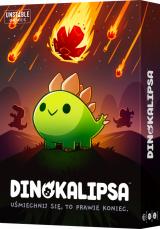 Obrazek gra planszowa Dinokalipsa