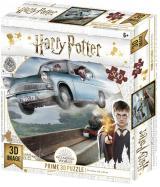 Obrazek puzzle Harry Potter: puzzle - Ford Anglia (500 elementów)