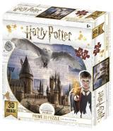 Obrazek puzzle Harry Potter: puzzle - Hedwiga w locie (500 elementów)
