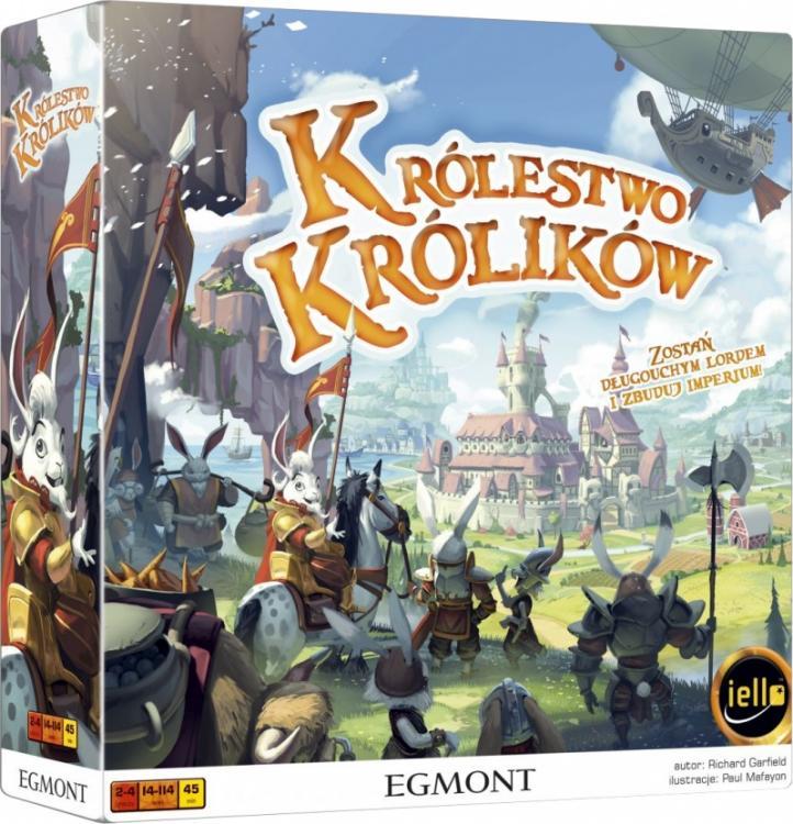 cfe8ed45a66b6a Królestwo Królików - Cena 142.00 PLN jest dostępna w sklepie ...